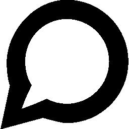 総音声バブル環状線、IOS 7 インタ フェース シンボルの無料アイコンをチャットします。
