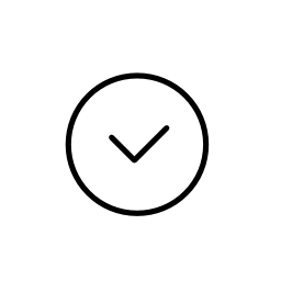 時計細い線、IOS 7 インタ フェース シンボル無料アイコン