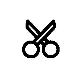 はさみツール概要、IOS 7 インタ フェース シンボル無料アイコン