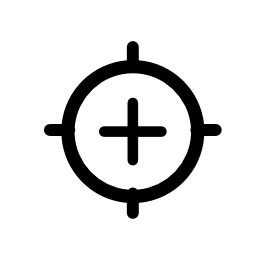ターゲット、IOS 7 インタ フェース シンボル無料アイコン
