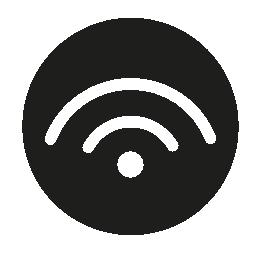 信号カバレッジ アイコン無料アイコン