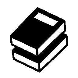ホワイト ラベル無料アイコン 2 ブラック ブック