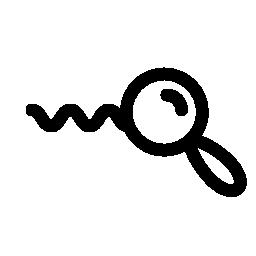 観測コンセプト無料のアイコン