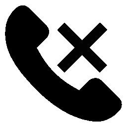 通話が終了した、IOS 7 インタ フェース シンボル無料アイコン