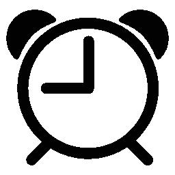 アラーム、IOS 7 インタ フェース シンボル無料アイコン