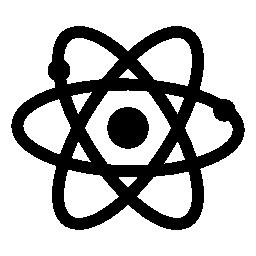 原子は、IOS 7 インタ フェース シンボル無料アイコン