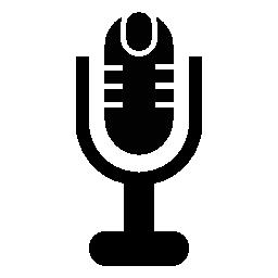 マイク ヴィンテージスタイル、IOS 7 インタ フェース シンボル無料アイコン