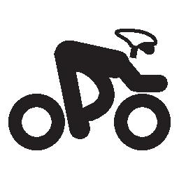 サイクリング、スポーツ、IOS 7 インタ フェース シンボル無料アイコン