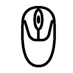 コンピューター マウス概要無料アイコン