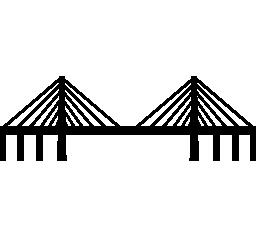 ザキム橋記念碑無料アイコン