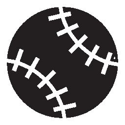 野球ボール、IOS 7 インタ フェース シンボル無料アイコン