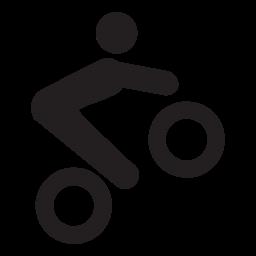 マウンテン バイク、IOS 7 インタ フェース シンボル無料アイコン