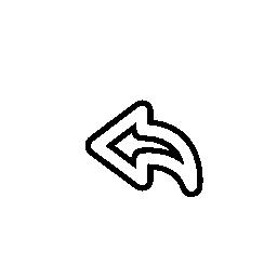 左の無料アイコンを指している矢印のアウトライン