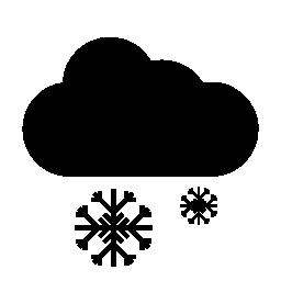 雪が降って、IOS 7 インタ フェース シンボル無料アイコン