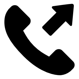 発信呼び出し、IOS 7 インタ フェース シンボル無料アイコン