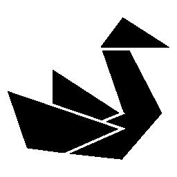 紙の鳥、IOS 7 インタ フェース シンボル無料アイコン