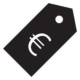 タグ ユーロ、IOS 7 インタ フェース シンボル無料アイコンのシンボル