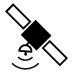 衛星伝送、IOS 7 インタ フェース シンボル無料アイコン
