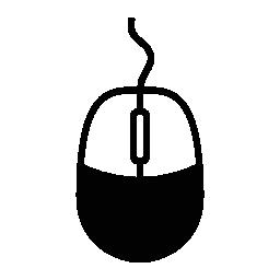 マウス、IOS 7 シンボル無料アイコン
