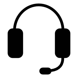 ヘッドフォン、IOS 7 シンボル無料アイコン