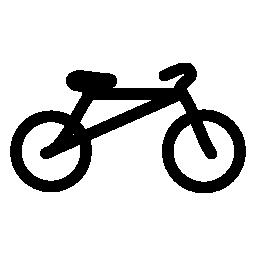 サイクル、IOS 7 シンボル無料アイコン