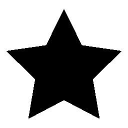 スター、IOS 7 シンボル無料アイコン