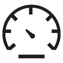 スピード メーター、IOS 7 インタ フェース シンボル無料アイコン