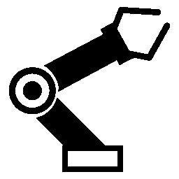 ロボット ・ アーム、IOS 7 インタ フェース シンボル無料アイコン