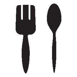 食事、レストラン、台所道具無料アイコン
