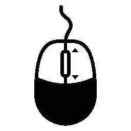 マウスのスクロール ホイール、IOS 7 インタ フェース シンボル無料アイコン