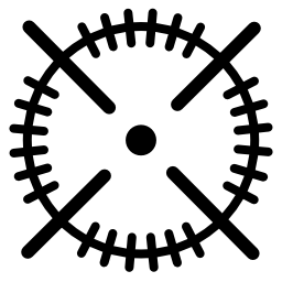 ターゲット シンボル無料アイコン