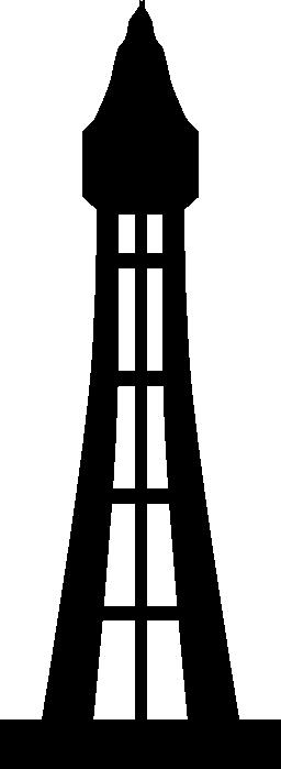 CN タワー無料アイコン