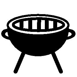 バーベキュー、bbq 無料アイコン
