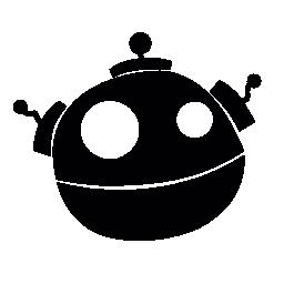 Freepik ロゴ ブラック バージョン無料アイコン