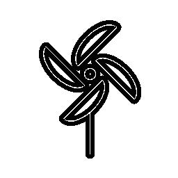 風車概要無料アイコン