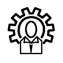 テクニカル サービス無料アイコン