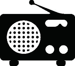 レトロな無線デバイス無料アイコン