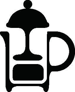 コーヒー メーカー投手無料アイコン