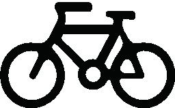 自転車概要無料アイコン