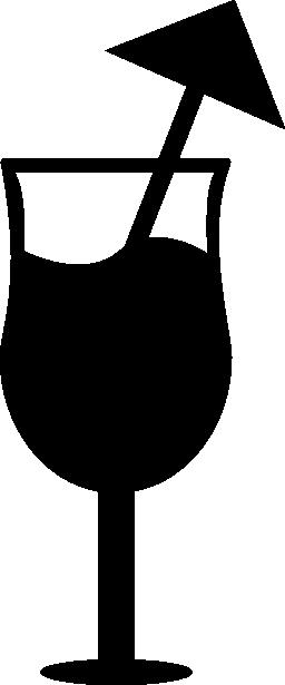 ドリンク カクテル無料アイコン