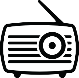 ラジオ アンテナ無料アイコンの概要