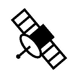 ロービング スペース衛星放送無料アイコン