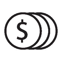 IOS 7 セント インタ フェース シンボル無料アイコン
