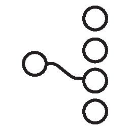 階層、IOS 7 インタ フェース シンボル無料アイコン