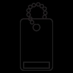 タグ、IOS 7 インタ フェース シンボル無料アイコン