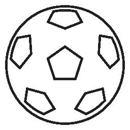フットボール、サッカー、ボール、IOS 7 インタ フェース シンボル無料アイコン