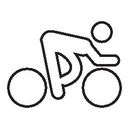 通常サイクリング、IOS 7 インタ フェース シンボルの無料アイコン