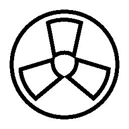 放射性, IOS 7 インタ フェース シンボル無料アイコン