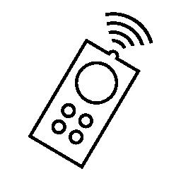 携帯電話信号の無料のアイコンを