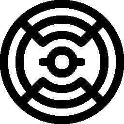 円形のデザイン無料のアイコン